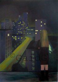 GaidG - Solitude 2 - 100x70cm