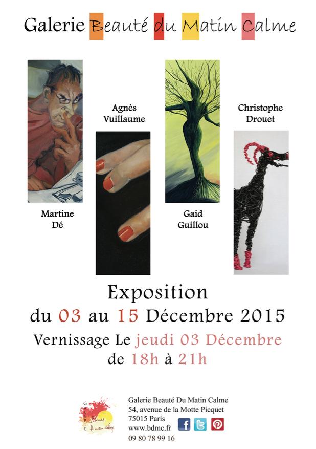 Invitation Exposition 03.12